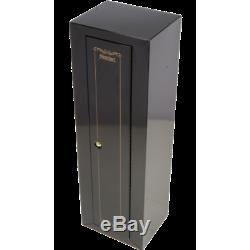 Stack-On 10 Gun Security Cabinet Firearms Shotgun Rifle safe Steel Storage