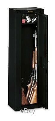Stack On 8 Gun Security Cabinet Safe Rifles Short Storage Gun Key Lock Assembly
