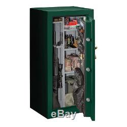 Stack-On E-40-MG-C-S Elite Fire-Resistant 40-Gun Safe with Combination Lock