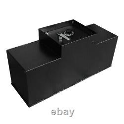 Stealth Floor Safe B5000 Mechanical Lock Made in USA In-Ground Security Vault