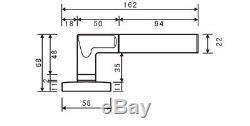 Steel Pushbutton Combination Electronic Code Keyless Handles Home Safe Door Lock