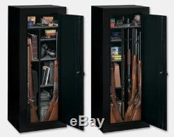 Remarkable Steel Security Cabinet For 18 Gun Fully Convertible Safe Download Free Architecture Designs Meptaeticmadebymaigaardcom