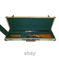 Tourbon Breakdown Shotgun Hard Case Gun Safe Storage Box Cabinet Combine Locks