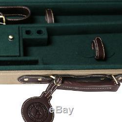 Tourbon Shotgun Hard Breakdown Carry Case Safe Box Cabinet Combine Lock Storage