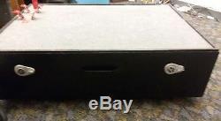 Truck Vault Gun Safe 30 x 44 x 11 1 drawer with 2 Kaba 900 bolt Lock