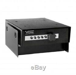 V-Line 2597-S Desk Mate Pistol Safe