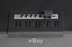 V-Line Brute Handgun Safe Pistol Box Conceal Weapon Home Office RV Gun Storage