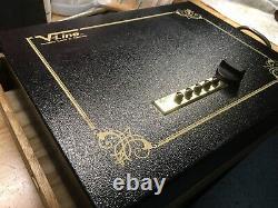 V-Line Vline Top Draw Safe (2912-S) Black