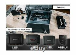 Vaultek MX Wi-Fi Safe High Capacity Smart Handgun Safe Multiple Pistol Storag