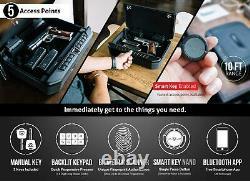 Vaultek PROVTi-BK Biometric VT Series Safe (Black)