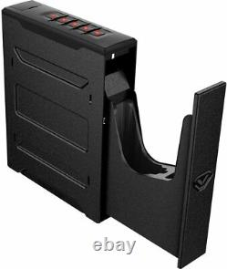 Vaultek SE20-BK Essentials Slider Series Safe (Black)