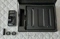 Vaultek SL20i-BK Biometric Slider Series Safe (Black) With 2 Smart Key Nanos