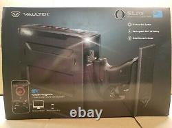 Vaultek SL20i Biometric Slider Safe Series Rugged Smart Handgun WiFi Alerts