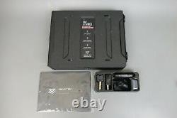 Vaultek SL20i Rugged Biometric Smart Slider Safe Black