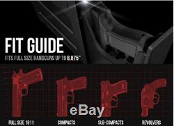 Vaultek SL20i Slide Series Safe Black  gun safe pistol knife passport jewe