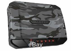 Vaultek VT10i Lightweight Biometric Handgun Safe Bluetooth Smart Pistol Safe w