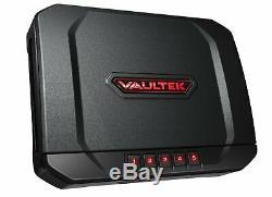 Vaultek VT20 Handgun Safe Bluetooth Smart Pistol Safe with Auto-Open Lid and
