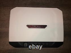 Vaultek VT20i-BK Biometric 20 Series Safe (WHITE) Open Box