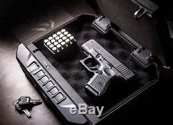 Vaultek VT20i Biometric Handgun / Pistol smart safe