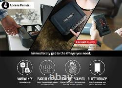 Vaultek VT20i-CM Biometric 20 Series Safe (Urban Camo)