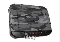 Vaultek VT20i-CM Biometric 20 Series (Urban Camo) Bluetooth Smart Handgun Safe