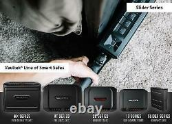 Vaultek Wi-Fi Slider Series Rugged Smart Handgun Safe with Alerts to Smartpho