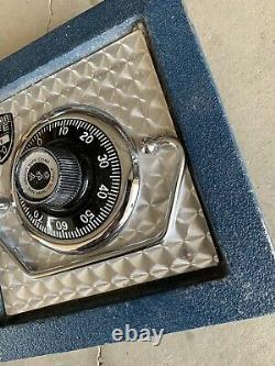 Vintage ASC Floor Safe Combination Lock Door