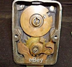 Vintage/Antique Mosler Safe Combination Lock-LOCKSMITH