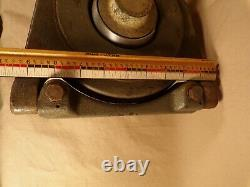 Vintage Mosler Safe Co. Dial Combination Lock and Door Vault Door