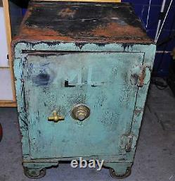 Vintage Yale Safe Combination Lock Rare Antique