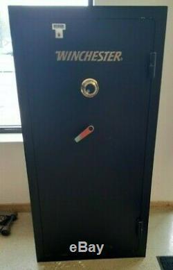 WINCHESTER 24-26 Gun Floor Safe Combination Safe