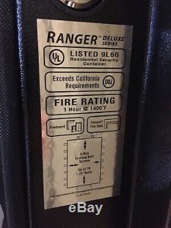 Winchester Ranger Deluxe Gun Safe